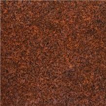Ruby Red Granite Slabs & Tiles