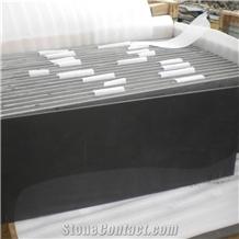 Manufacturer Of Polished Black Sandstone Slab