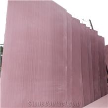 Natural Honed Dark Red Sandstone Wall Tiles