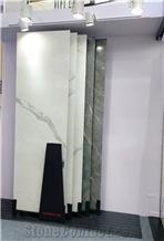 Big Slab Tile Sliding Display Rack