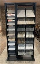 Metal Floor Display Stand Rack and Cabinet