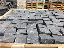 Basalt Cubic Stone Driveway Paving Stone