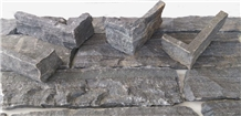 Monsoon Black Quartzite (Silver Pearl) Ledge Stone