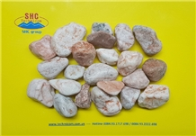 Tumbled Pebble Stone for Landscaping Stone