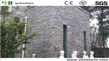 Cemented Stacked Natural Stone Wall Panel/Veneer