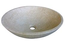 Egyptian Beige Marble Sinks, Bathroom Sinks