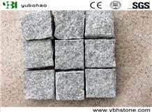 Grey G603 Granite Cube Stone & Pavers