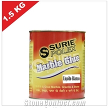 Marble Glue Liquido Bianco-Epoxy Adhesive Resin Based Glue