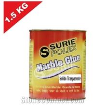 Resin Base Marble Glue Solido Transparent Adhesive