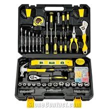 Midstar 108pcs Household Tool Set 108 in 1 Manual Tool Kit