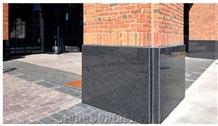 Superior Northern or Mahogany Granite Cobblestone, Pavers