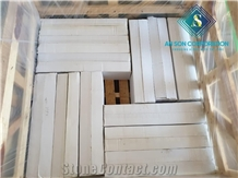 Packing White Wall Panel 6 Lines