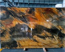 Jacaranda Quartzite Slabs