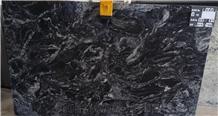 Black Beauty Granite Slabs, Black Forest Granite