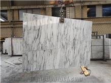 Iran White Marble Slabs & Tiles