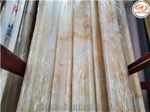 Yellow Marble Molding/ Natural Stone/ Best Price