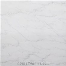 Pacific White A1 Select Marble Slab