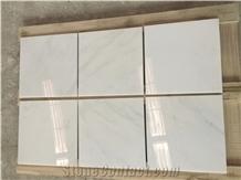 China East White Tile Custom Stone Slab Marble
