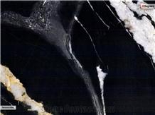 Pannonia Blau B Lack Limestone Slabs, Tiles