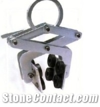 Clamp for Lifting Marble Slabs, 9.5 cm Aperture