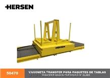 Ref. 50470 Transfer Wagon for Packs Of Slabs