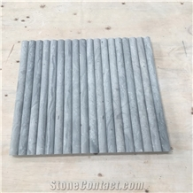 Blue Wooden Marble Pencil Mouldings Border Liners