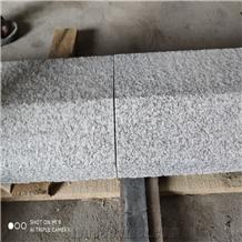 Large Quantity G603 Grey Granite Stone Curbstones Kerbstone