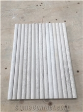 Wooden White Marble Moldings Borders Pencil Liners