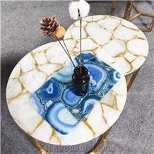 Advanced and Traditional Semiprecious Stone Handicrafts