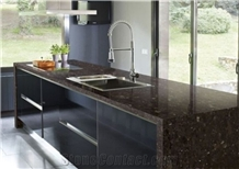 Angola Brown Granite Countertop Kitchen Worktop