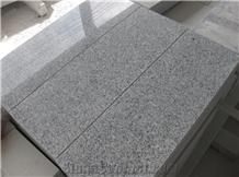 G603 China White Grey Granite Paving Cheap Granite Tiles