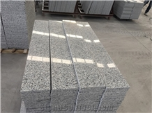 High-Quality Grey Granite G602 Steps and Risers