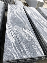 New Rocky Wave Granite - Nero Santiago
