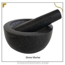 Kitchen Equipment Grinder Pepper Salt Mill Mortar and Pestle