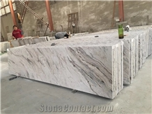 Palissandro Brown Marble Bench Tops Marble Counter Tops