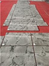 Super White Quartzite Tiles Calacatta Grey Quartzite Slabs