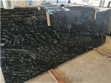 Black Markino Granite Slab