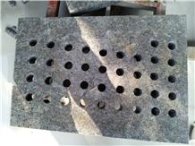 Butterfly Bule Palaza Waterdrain Stone
