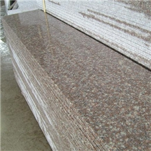 Peach Red/G687 Granite Tile& Slabs