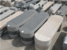 Natural China G682 G654 Granite Bench for Outdoor Decoration