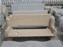Natural China G682 Granite Chair Customized for Outdoor Dec.