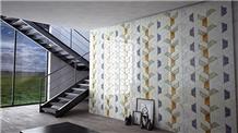 Special Wall Cladding Interior Decor Cnc Wall Panels, 3d Wall Panels