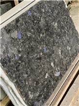 Labradorite Galactic Blue Granite Tiles & Slab
