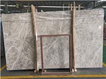Turkey Grey Marble Slab Flooring Tile