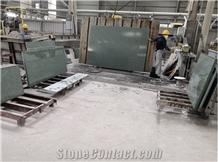 Countertop in Terrazzo and Customer