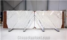 Calacatta Portuguesa Marble 2 Cm, Bookmatched