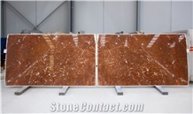 Rojo Alicante Marble Tiles & Slabs from Spain