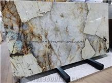 Brazilian Patagonia Quartzite for Wall Panel
