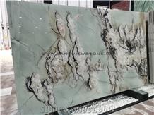 Cristallo Tiffany Quartzite Slab Wall Tiles