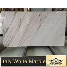Italy Palissandro White Marble Slab Buyers